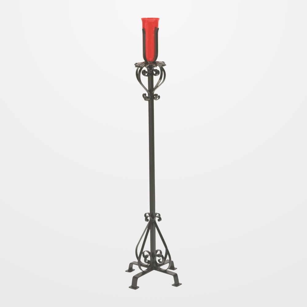 Floor Sanctuary Lamp