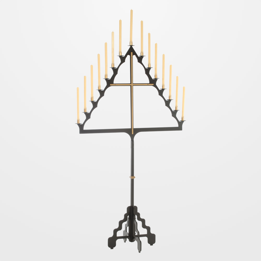 Tenebrae and Candelabra connected